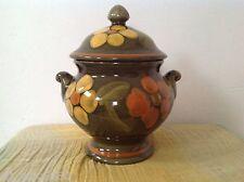 """Pot Couvert en Ceramique """" Pornic """" Candice."""