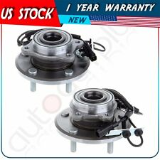 Set Of 2 Front Wheel Bearing and Hub Assembly for 08-10 Chrysler Town&Country