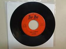"""NO NAMES: Take It From Me-I Never Realized-U.S. 7"""" 68 Tee Pee Records 834T- 2950"""