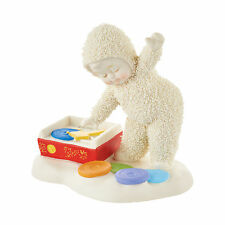 Dept 56 Snowbabies Guest Collection Fisher Price Put A Record On Baby 4051847