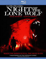 Late Phases: Night of the Lone Wolf [Blu-ray] New DVD! Ships Fast!
