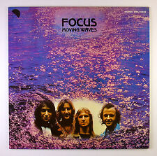 "12"" LP - Focus  - Moving Waves - C2063 - Japan-Press - washed & cleaned"