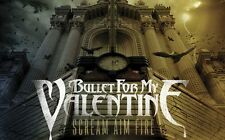 Bullet For My Valentine Music Poster 26'' X 16''