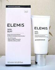 Elemis Skin Buff Deep Cleansing Exfoliator - 50ml - New - Boxed  Sealed