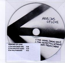 (DV265) Arrows of Love, The Knife - 2013 DJ CD