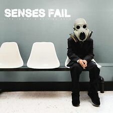 (CD) Senses Fail -  Life Is Not a Waiting Room (Oct-2008, Vagrant)