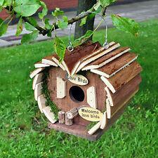 In legno Giardino Pensile Casa Degli Uccelli/Albergo Casella Di Nidificazione