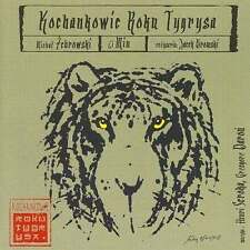 HENRI SEROKA KAYAH KOCHANKOWIE ROKU TYGRYSA (2006) SOUNDTRACK CD LIKE NEW