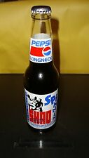 1992-1993 Shaq Shaquille O'Neal Unopened Pepsi Cola Bottle Spinnin Orlando Magic