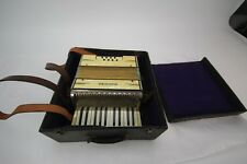 1950's Hohner 8 Bass childs accordion Vintage