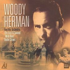 First & Second Wild Root Radio Sessions, Herman, Woody, , Very Good Import