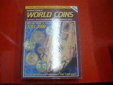 STANDARD CATALOG OF WORLD COINS-1701-1800-KP-KRAUSE PUBLICATIONS