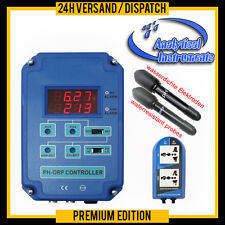 PH+REDOX/ORP CONTROLLER METER REGELAPPARATUUR CO2 POND SWEET+SALT WATER BE* P13