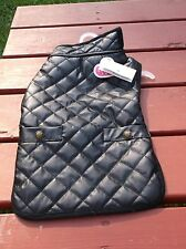 NWT  Smoochie Pooch  Dog Coat  Large Polyester 21 - 24 Inches