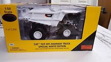 Cat 797F by Norscot White (#55243) - New in Box and Free Shipping! Caterpillar!