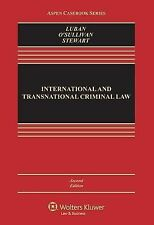 International and Transnational Criminal Law 2nd edition, by Luban . . .
