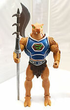 SNAKE MEN BLUE VEST • C8-9 • MASTERS OF THE UNIVERSE CLASSICS