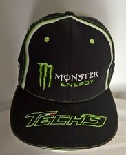 Official 2016 Tech 3 Monster MotoGP Flat Peak Cap