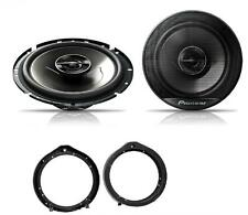 Honda CR-Z 2011-2012 Pioneer 17cm Front Door Speaker Upgrade Kit 240W