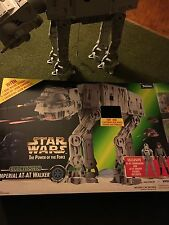 Star Wars POTF Electronic Imperial AT AT Walker