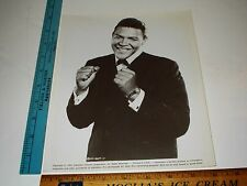 Rare Original VTG 1961 Columbia Pictures Young Chubby Checker Dance Pose Photo