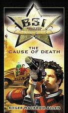 Roger Macbride Allen BSI The Cause of Death (paperback)