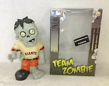 SF Giants World Series DECAYING ZOMBIE ~ LAWN of the DEAD Style Statue Figure