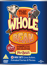 Mr Bean: The Whole Bean - Complete Collection (Box Set) [DVD]