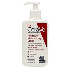 CeraVe Itch Relief Moisturizing Lotion 8 oz (Pack of 5)