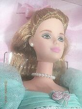 BARBIE BIRTHDAY WISHES DOLL COLLECTOR EDITION 2ND IN SERIES NIB + COA 1999 NRFB