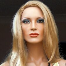 HINDSGAUL Mannequin Makeovers Hand Painted Realistic Female Mannequin, APRIL
