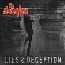 The Stranglers Lies & Deception 2-CD NEW SEALED 2002 Live/Studio Recordings