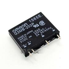 G3MB-202P-5VDC DC-AC PCB SSR In 5V DC Out 240V AC 2A Solid State Relay