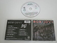 BON JOVI/SLIPPERY WHEN WET(POLYGRAM 830 264-2) CD ALBUM