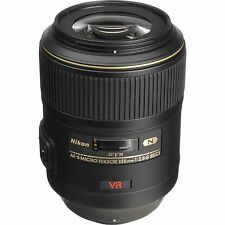 NEW Nikon AF-S VR Micro-Nikkor 105mm f/2.8G IF-ED Lens for Digital SLR Cameras