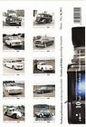Finland Official Vintage Police Car Stamp Sheet MNH 2013
