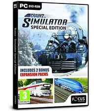 Trainz simulator special edition  GAME NEW