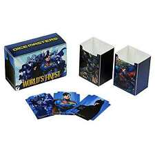 DC DICE MASTERS WORLDS FINEST MAGNETIC DICE BOX NEW SEALED  #soct16-298