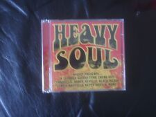 MOJO MAGAZINE CD HEAVY SOUL COMPILATION ROCK SOUL CD 2010