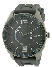 Tommy Hilfiger Cooper Silicone Mens Watch 1790799