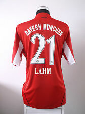 Philipp LAHM #21 Bayern Munich Home Football Shirt Jersey 2010/11 (XL)