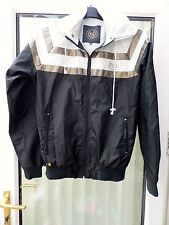 men's fly 53 zip showerproof jacket size medium