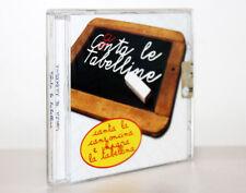 CANTA LE TABELLINE [USO DIDATTICO] [CD] 8026877108924