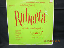 Selections From Roberta & Other Standard Hits - Varsity Singers - Concertone