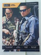 5.11 Tactical Product Catalog Booklet / Issue 25 Fall Winter 2014 New