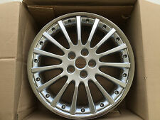 GENUINE JAGUAR X TYPE 18 INCH BBS INDIANAPOLIS ALLOY WHEEL BRAND NEW C2S25237