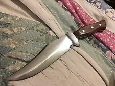 Linder Rocky Mountain Integral Bowie Knife, solingen Germany Discontinued Rare
