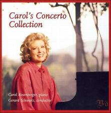 Carol's Concerto Collection, New Music
