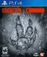 PS4 Evolve! Kraken & Goliath! NEW Sealed Region Free USA Video Shooter game