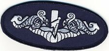 Silver Dolphins - Submarine- BC Patch Cat No. c5145